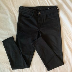 black American Eagle jeans very comfy and stretchy
